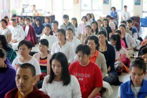 hong kong meditation retreat Drupon Rinpoche