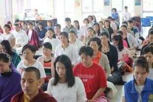 9th one-week meditation retreat in Hong Kong